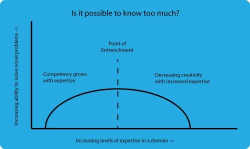 Creativity expertise
